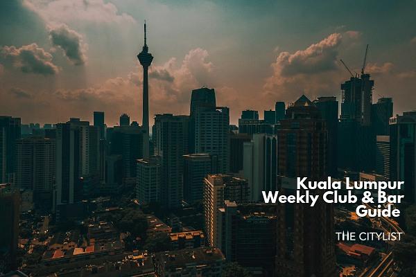 Kuala Lumpur Club & Bar Guide 5 June 2019