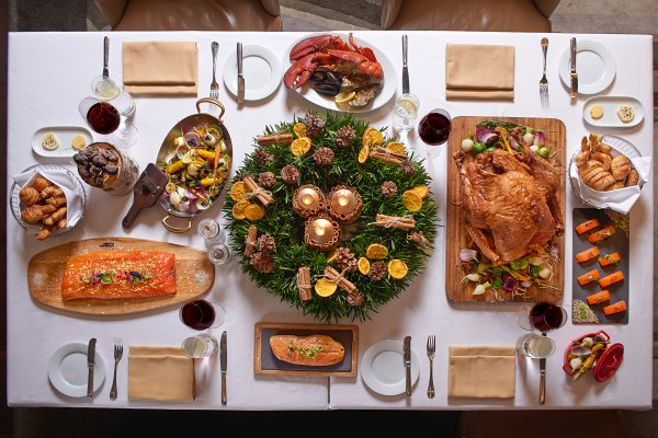 10 Best Christmas Day Dinner Ideas in Kuala Lumpur 2018
