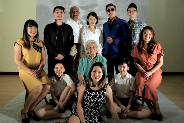 Stories for Amah at KLPac 27-30 June 2019