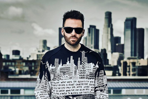 Hybrid Asia presents Gareth Emery at Fuze KL 18 July 2019