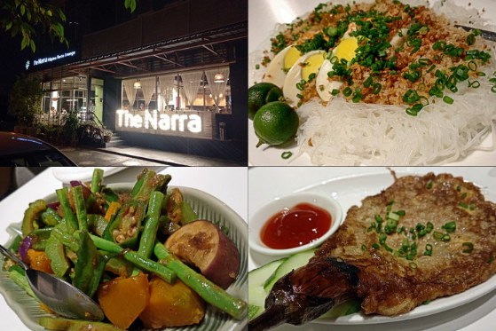 The Narra, Filipino Resto Lounge Review