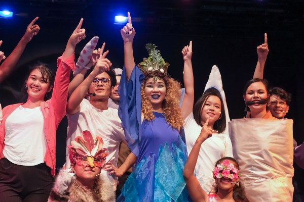 One Minute to Midnight An Eco Musical Comedy comes to KL