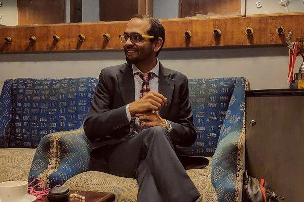 Crackhouse presents Raghav Mandava 16-17 August 2019