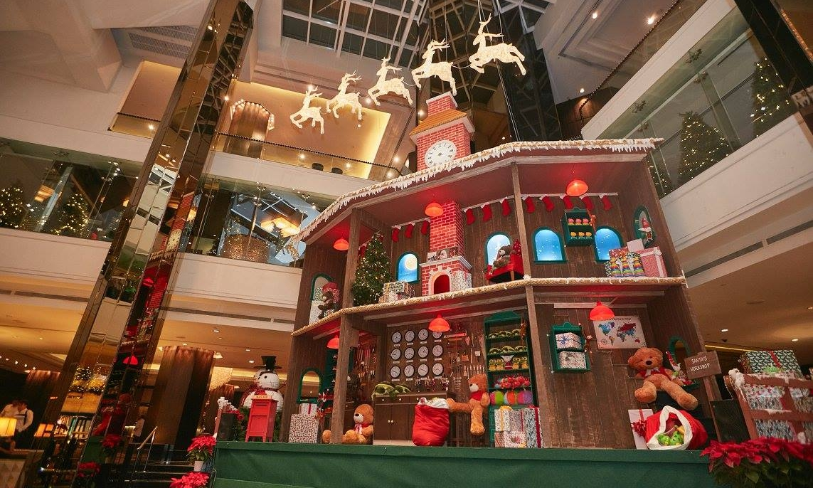 Spend Christmas in KL 2017 at The Grand Millennium Kuala Lumpur