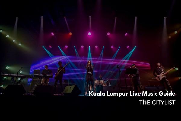 Kuala Lumpur Live Music Guide 28 August 2019