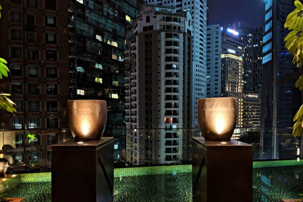 Recently opened Santai Pool and Lounge KL announces new Ladies night