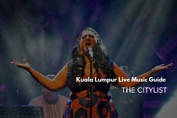 Kuala Lumpur Live Music Guide 2 October 2019