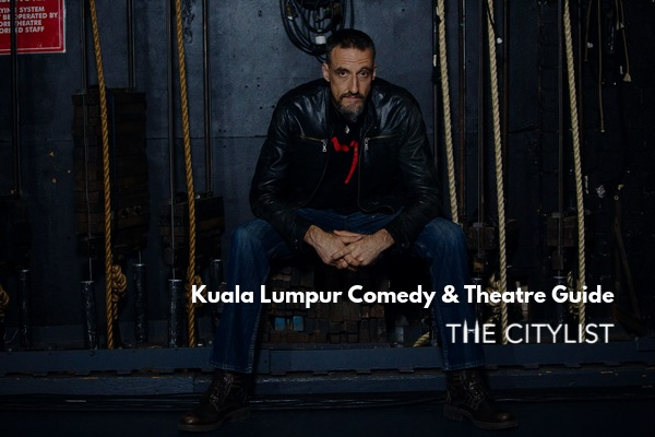 Kuala Lumpur Comedy & Theatre Guide 9 October 2019
