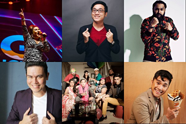 LOL Asia announces Laugh A Mania with great heavyweights of Malaysian comedy