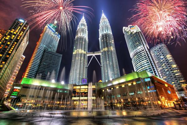 18 Parties to Celebrate New Year's Eve in Kuala Lumpur 2020