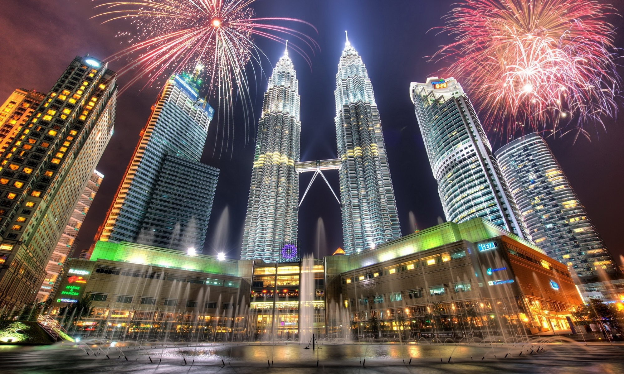 13 Parties to Celebrate New Year's Eve in Kuala Lumpur 2018