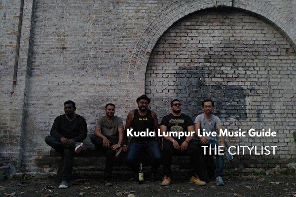 Kuala Lumpur Live Music Guide 6 November 2019