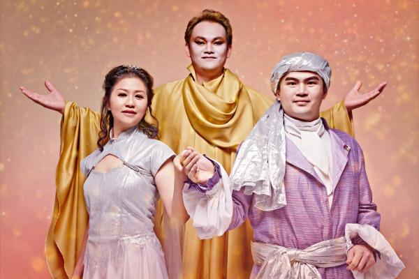 KL City Opera hostsMozart's famous Die Zauberflöte (The Magic Flute) at KLPac