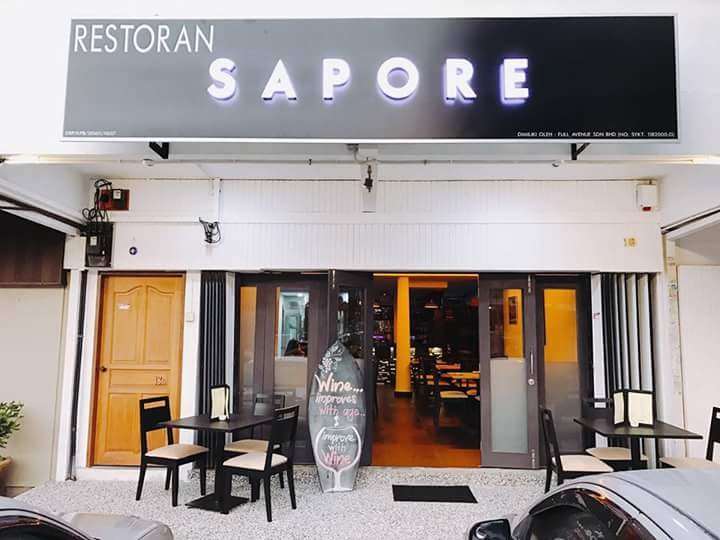 Sapore Ampang introduces new menu with 15% discount (T&C apply)