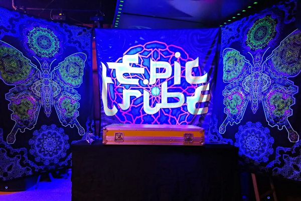 Psychedelic Culture, Music & Art collective EPIC Tribe returns to Hangover PJ