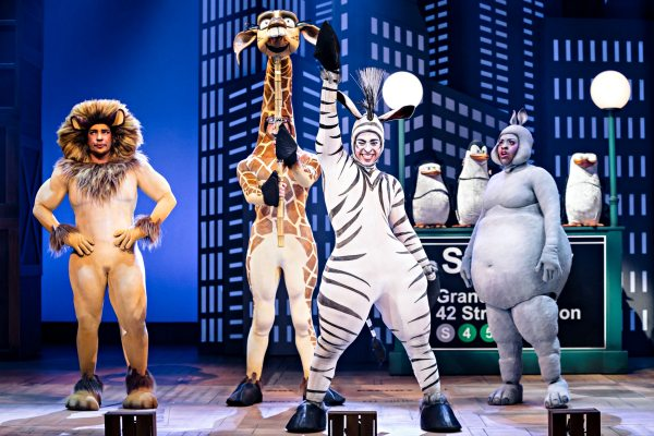 Madagascar The Musical hits KL for a short run at the Plenary Hall