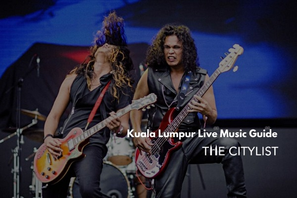 Kuala Lumpur Live Music Guide 27 November 2019