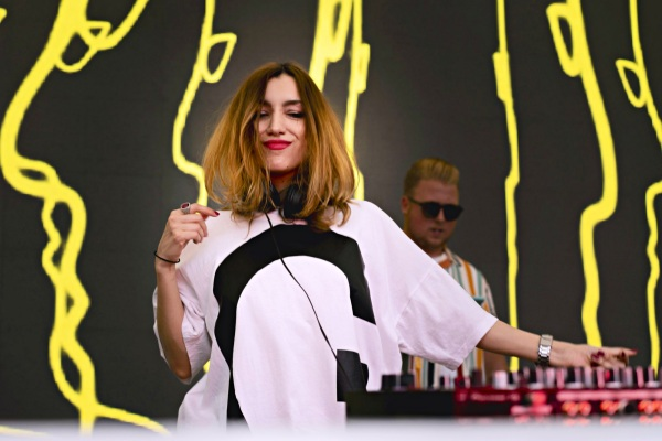 Substance finishes 2019 in Le Noir KL with Bulgaria's new techno promise, Gabriella Vergilov