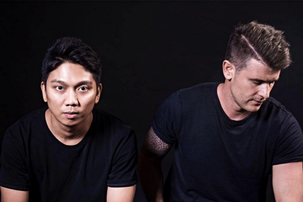 The Sweatbox Code Red invites TropicLab SG's Jamie React & Haan at Le Noir KL