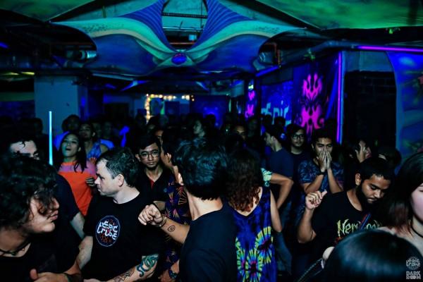 EPIC TRIBE presents Psyence at Hangover PJ 21 December 2019