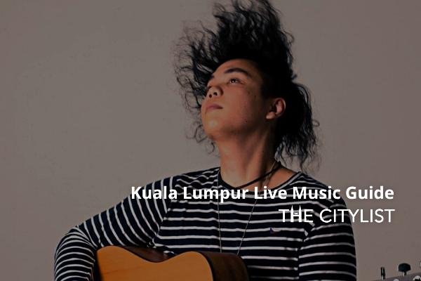 Kuala Lumpur Live Music Guide 8 January 2020