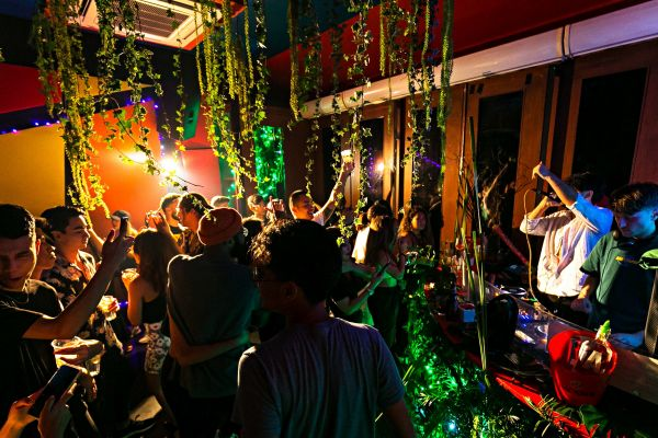 Pisco Bar KL Goes 80s With 7 Year Birthday Bash