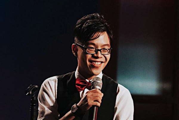 Singapore Comedian Sam See returns to Crackhouse Comedy for 3 Nights
