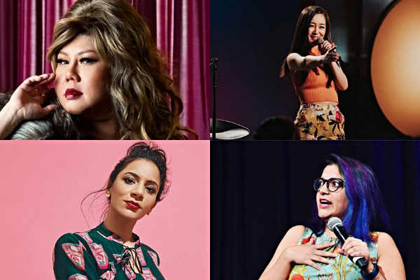 Queens of Asia Comedy Celebrate International Womens Day with Showcase Special