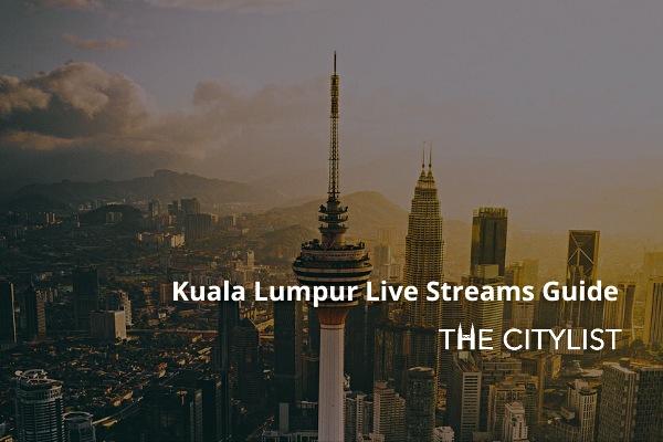 Kuala Lumpur Nightife Live Streams Guide: 24 April 2020