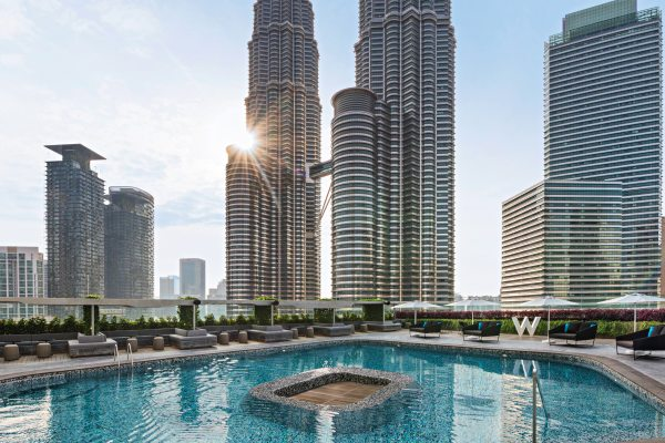 WET Deck At W Kuala Lumpur To Reopen On 17 June!