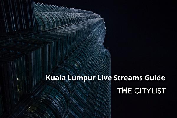 Kuala Lumpur Nightife Live Streams 18 June 2020