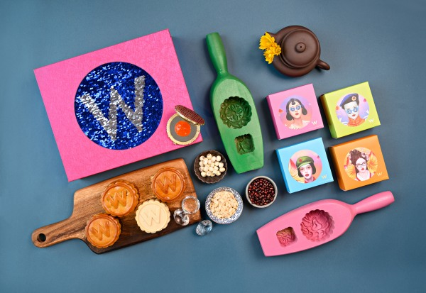 Go Over the Moon with W Kuala Lumpur's Trendy Mooncake Set