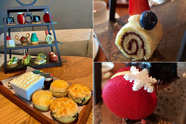 New World Hotel PJ Serves Up Holiday Cheer with Festive High Tea