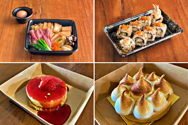 EQ offers delicious, high quality delivery delights - and..we tried it!
