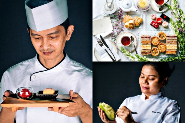 Spring into a new season at The Starhill dining