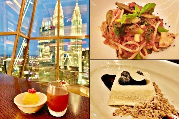 Thirty8, Grand Hyatt Kuala Lumpur : Review 2021