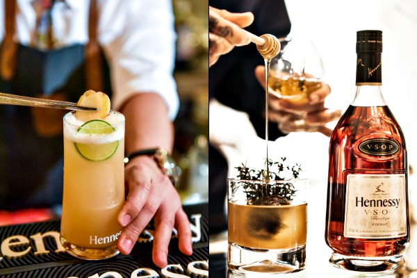 HennessyMyWay 30-Second Challenge invites Bartenders to win Euro 500 cash!