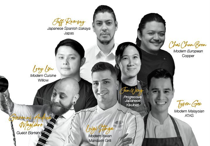 Mandarin Oriental, Kuala Lumpur to host city's most sought-after chefs for one night only