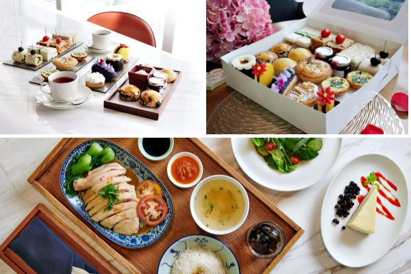 New World Petaling Jaya Hotel refreshes Takeaway & delivery options