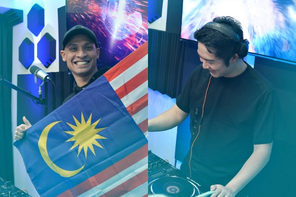 Boris Foong & Ramsey Westwood Stellar Radio show to broadcast all Malaysian music content