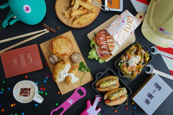 Aloft KL Father's Day platters offer delicious dishes for 2 weeks!