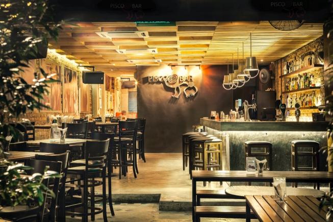 Pisco Bar 5th Anniversary 8 Feb 2018