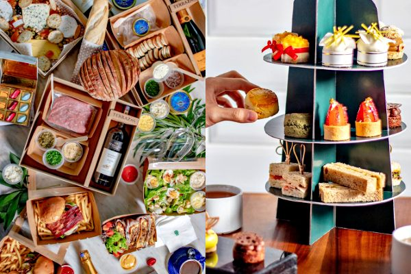 Banyan Tree Kuala Lumpur Offers Afternoon Tea delights & Exquisite Meal Boxes