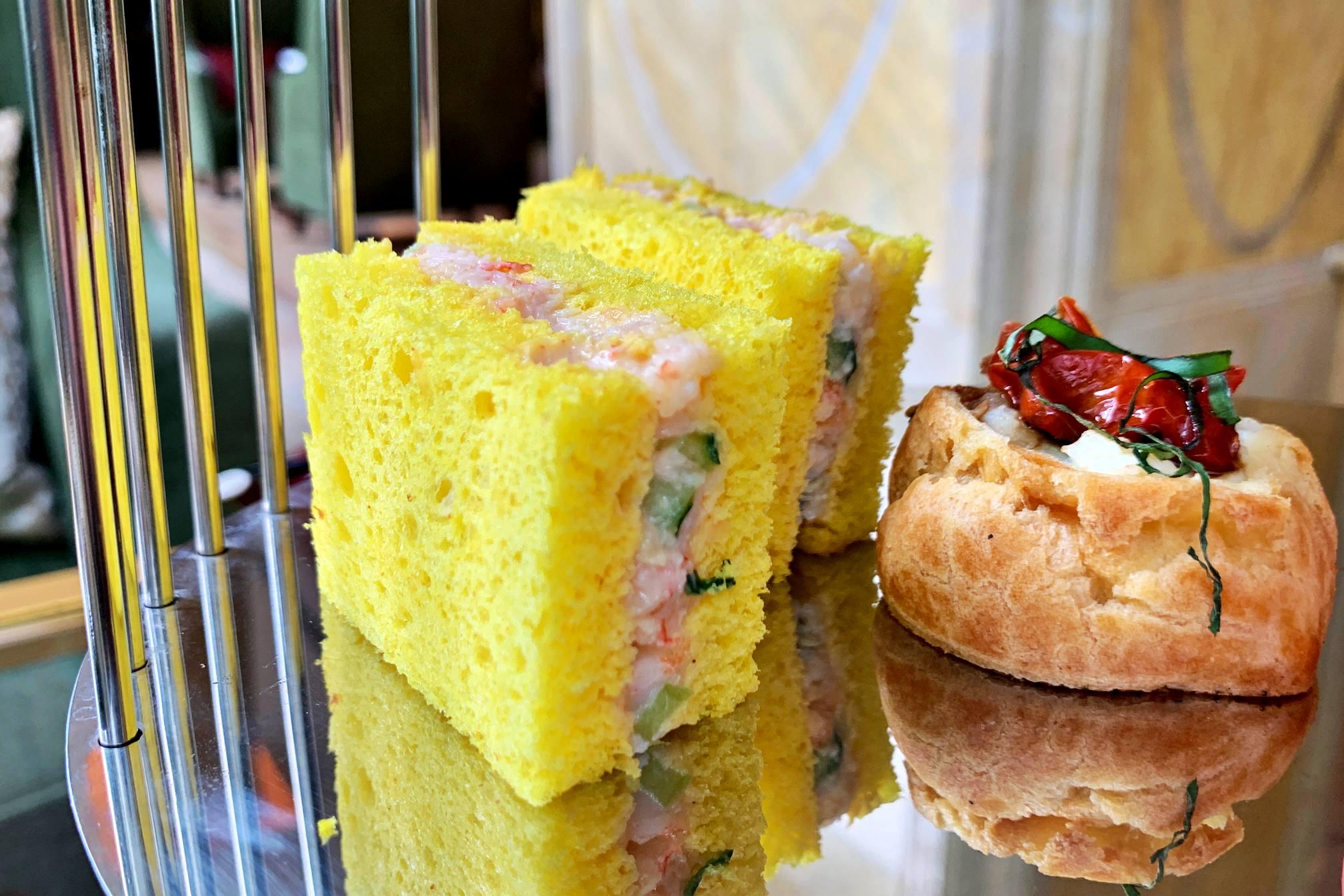 Review: Pink afternoon tea at Shangri-La Kuala Lumpur