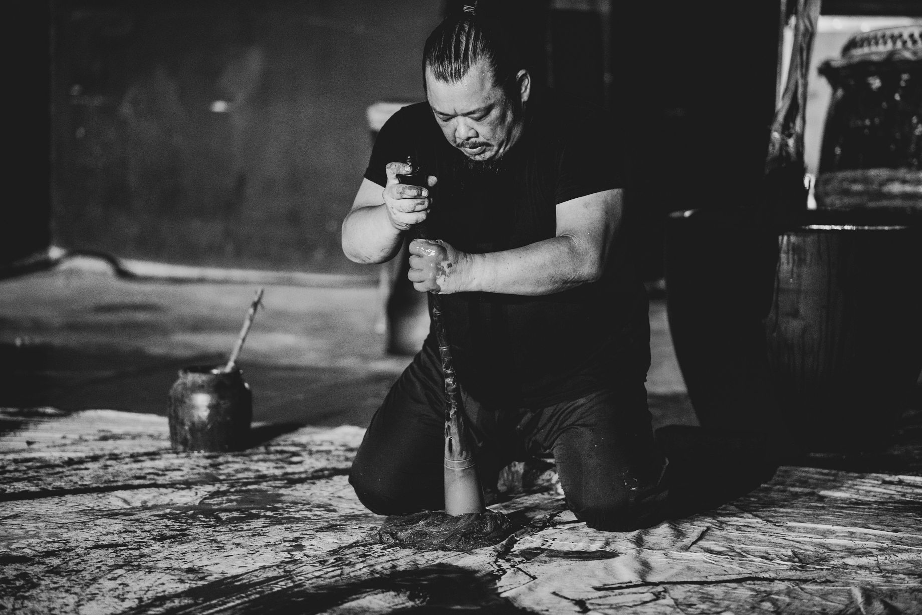 Newly opened PJ Performing Arts Centre welcomes solo calligraphy exhibition by Ong Chia Koon