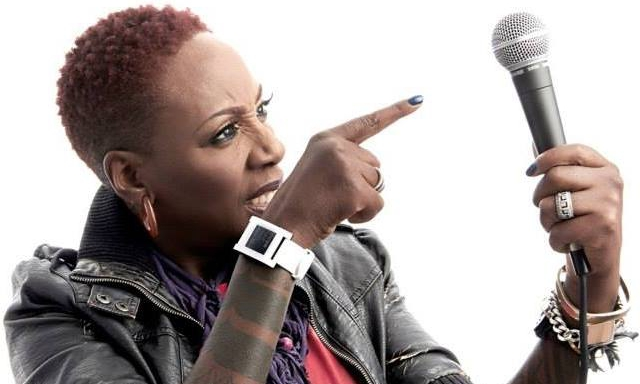 Crackhouse Comedy Club presents Gina Yashere 9/10 February 2018