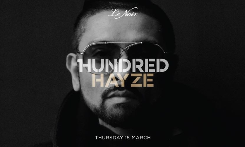 1Hundred with Hayze 15 March 2018