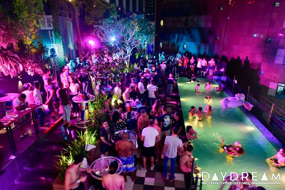 Featured event : The most talked about Sunday pool party Daydream hits Edition 11