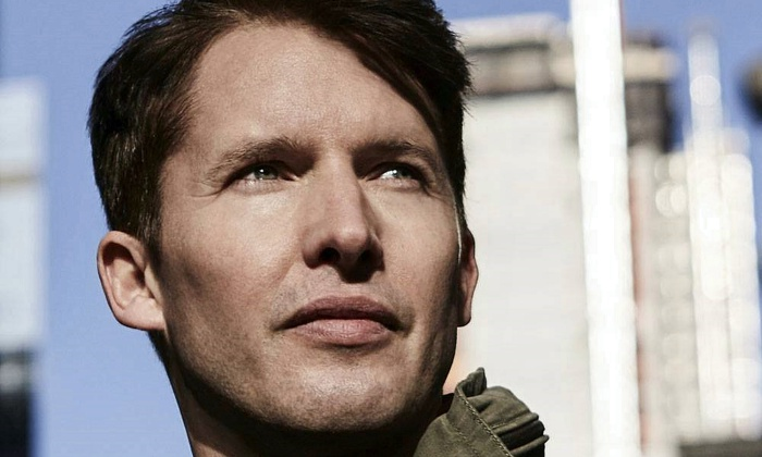 James Blunt Live in KL 25 March 2018