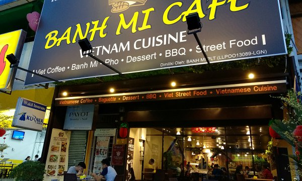Banh Mi Café Sri Petaling Review